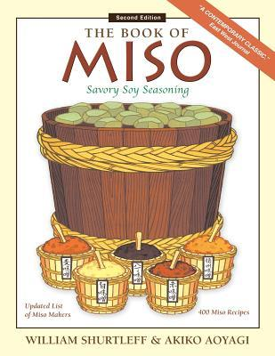 The Book of Miso - William Shurtleff
