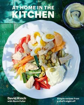 At Home in the Kitchen: A Cookbook