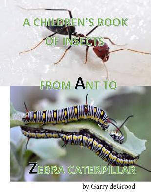 A Children's Book of Insects from A-Z : An introduction to Entomology using rhyme for ages 6 and up..