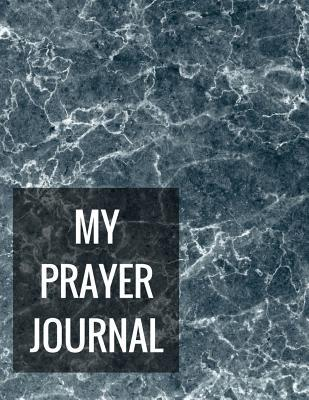 My Prayer Journal : With Calendar 2018-2019, Creative Christian Workbook with Simple Guide to Journaling: Size 8.5x11 Inches Extra Large Made in USA