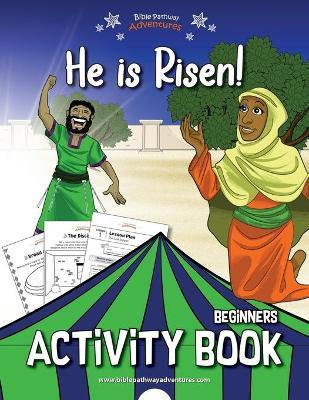 He is Risen! Activity Book