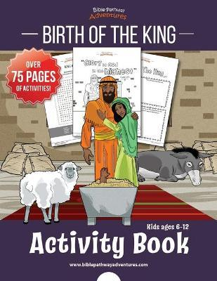 Birth of the King Activity Book