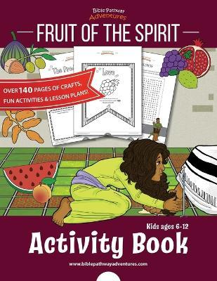 Fruit of the Spirit Activity Book
