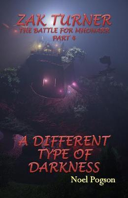 Zak Turner - A Different Type of Darkness