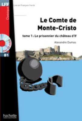 Le comte de Monte-Cristo - Tome 1 + CD audio MP3