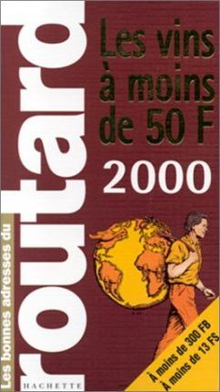 Guide Routard Vins Pas Cher 2000-1