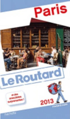 Guide Du Routard France