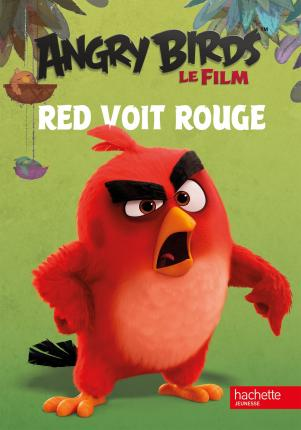 Angry Birds - Red Voit Rouge