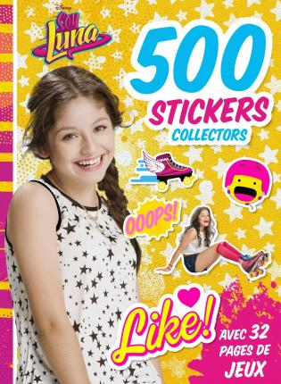 Luna, 500 Stickers Collector
