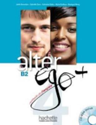 alter ego 2 french book