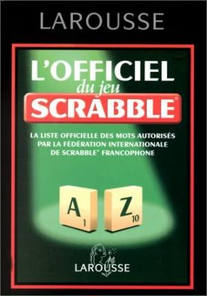 L' Officiel Du Jeu Scrabble