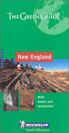 Michelin Green Guide: New England