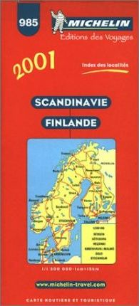 Scandinavia and Finland 2001