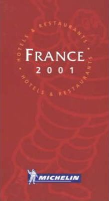 Michelin Red Guide: France