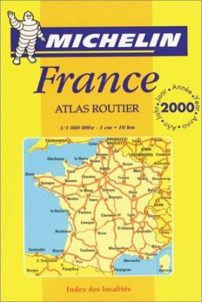 Mini Atlas France 1999