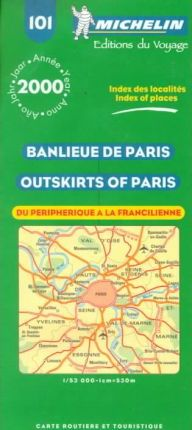Outer Suburbs of Paris 2000
