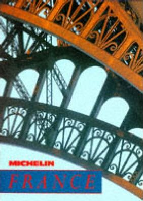 Michelin France Red Guide