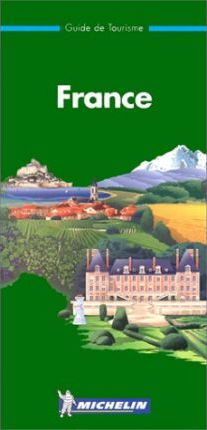 Michelin Green Guide: France