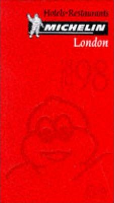 Michelin Red Guide 1998: London