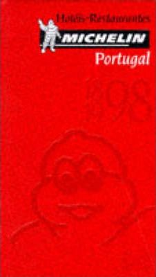 Michelin Red Guide 1998: Portugal