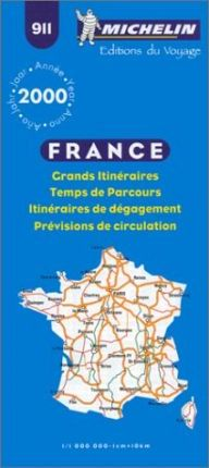 France 2000: Route Planning