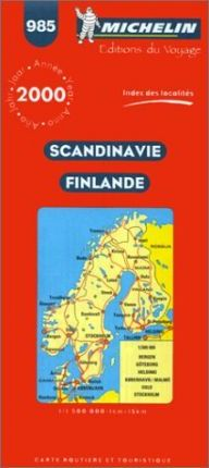 Scandinavia and Finland 2000