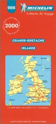Great Britain and Ireland 2000
