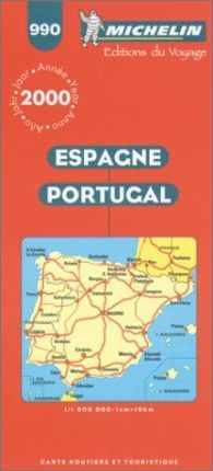 Spain and Portugal 2000