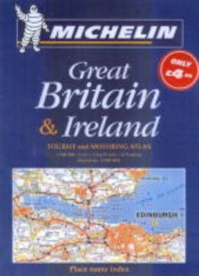 Tourist and Motoring Atlas of Great Britain and Ireland 2002