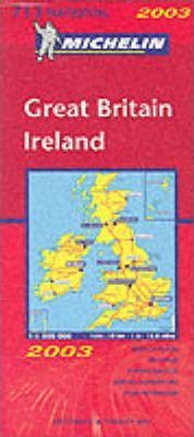 Great Britain and Ireland 2003