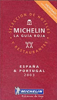 Michelin Red Guide: Espana/Portugal