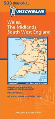 Wales, West Country, Midlands