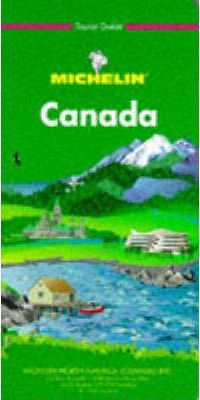 Michelin Green Guide: Canada