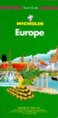 Michelin Green Guide: Europe