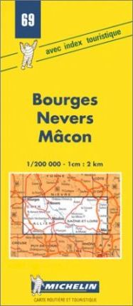 Bourges-Nevers-Macon
