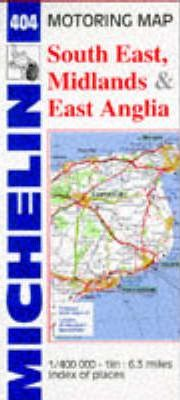 Great Britain: South East-Midlands-East Anglia