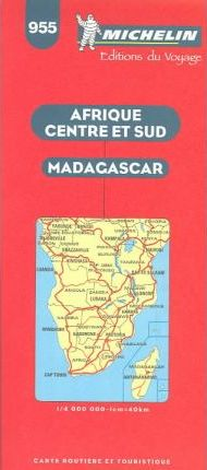 Africa: Central and South and Madagascar