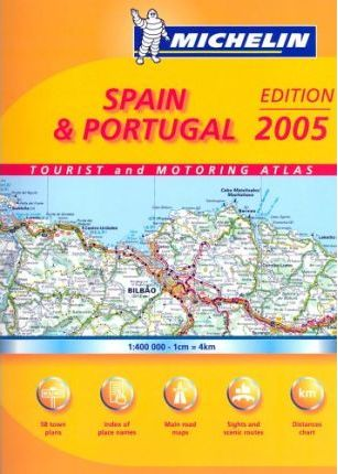 Spain and Portugal Atlas 2005
