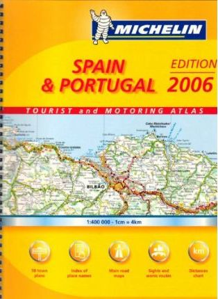 Spain and Portugal Atlas 2006