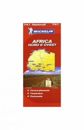 Africa nord ovest 1:4.000.000