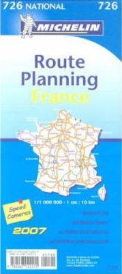 France Route Planning 2007 2007