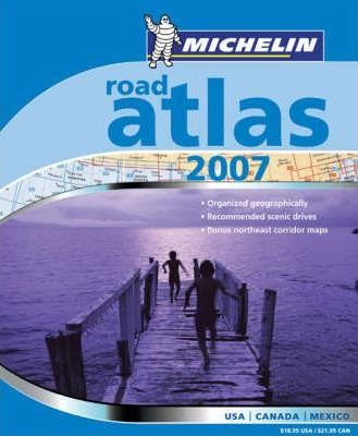 Road Atlas North America 2007