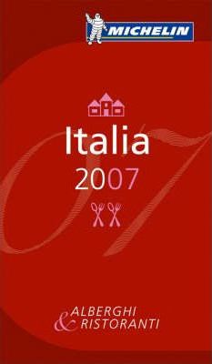 Michelin Guide Italia 2007 2007