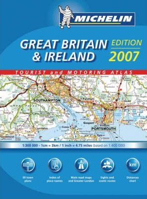 Mini Atlas Great Britain and Ireland 2007