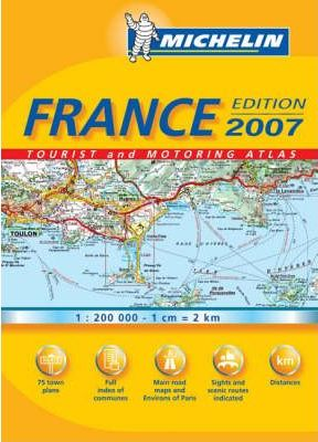 MOT Atlas France 2007