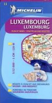 Luxembourg City Plan
