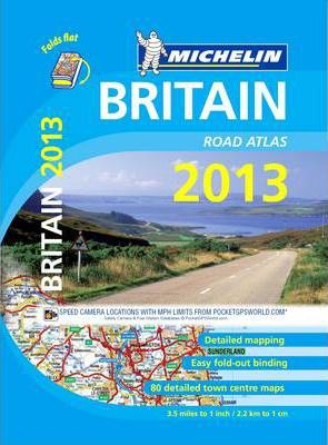 Britain Atlas 2013