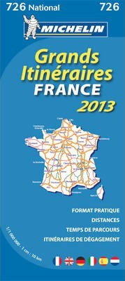 France Route Planning 2013