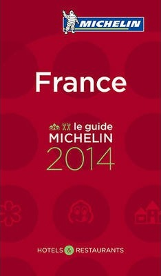 2014 Red Guide France (Language: French)