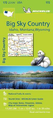 Big Sky Country - Zoom Map 172 : Map